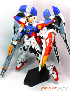 Gundam Wing Zero TV Ver.